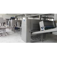 Teflon Coating Puff Pastry Machine 900mm Working width with Bakery solution consulting