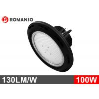 Wholesale Ultra Efficient UFO LED High Bay shop lights , 13000 Lumen led highbay lamp from china suppliers