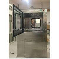 Wholesale Air Shower Clean Room Equipment Pass Box SS / Cold Rolled Steel Plate from china suppliers