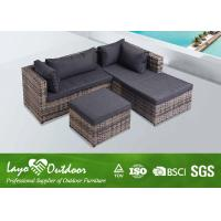 Wholesale Super Market Quality Wood Outdoor Furniture Garden Bistro Table Set Outdoor Conversation Sets from china suppliers
