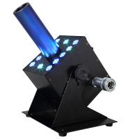 """Wholesale 12pcsx 3W RGB 3IN1 LED Fog Machine <strong style=""""color:#b82220"""">CO2</strong> Stage Special Effect Multi Angle DMX512 Jet Cannon from china suppliers"""