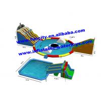 Wholesale Aqua Adventure Inflatable Water Parks from china suppliers