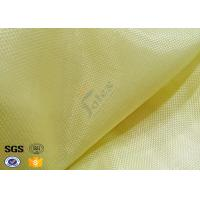 Wholesale Industrial Workwear Metal Kevlar Woven Fabric 250GSM Flame Retardant from china suppliers