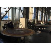Wholesale Hot cut 1800mm diameter circular saw blade electrode tooth hardening machine from china suppliers