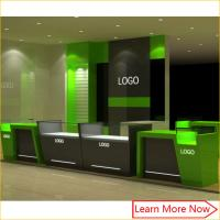Quality mobile phone shop interior design for sale