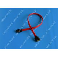 Wholesale 7 Pin Internal Serial ATA Data Cable Male To Female SATA Extension Data Cable from china suppliers