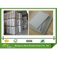 Wholesale Arch file stationery used Grade A Grey Paper Board for book Binding from china suppliers