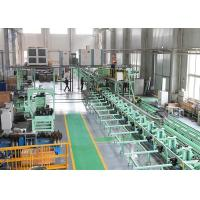 Wholesale Carbon Steel / Cr-Mo Alloy Steel ERW Spiral Tube Finning Machine / Production Line from china suppliers