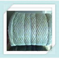 Wholesale rockwool blanket with wiremesh on one side from china suppliers