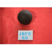 Wholesale B2 D60MM Grinding Balls For Mining Surface Hardness 57-60HRC Smaller Grain Microstructure from china suppliers