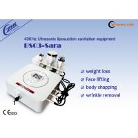 Wholesale sonic Cryolipolysis Slimming  Cavitation Body Slimming RF Face Lifting  Machine from china suppliers