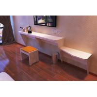 Wholesale Waterproof Wall Mounted Computer Desk Simple 5 Star Hotel Furniture from china suppliers