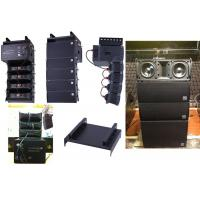 Wholesale Mini Active Line Array Sound Equipment For Churches , Dual 5 Inch Line Array Speaker from china suppliers