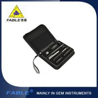 Wholesale Gemological Portable Gemstone Identification Kit with 8 Items FGB-8 from china suppliers