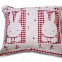 Wholesale Pillow, Made of 100% Cotton, Customized Designs and Sizes are Accepted from china suppliers