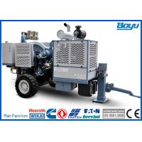 Buy cheap Hydraulic Tensioner For Electric Stringing Equipment with OPGW / ADSS Conductor 9 Ton 2 x 45kN from wholesalers