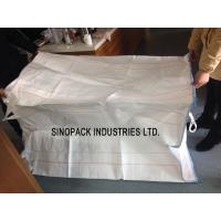 Wholesale Large Circular / Tubular FIBC white gravel bulk bag OF Polypropylene from china suppliers