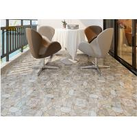 Wholesale Square Balcony Floor Ceramic Tile Brick Style Low Water Absorption Rate from china suppliers