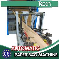 Wholesale Advanced Multiwall Kraft Paper Bag Manufacturing Machine for Cement from china suppliers