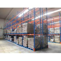 Quality AS4084 Standard Heavy Duty Pallet Racking for Industrial Warehouse Storage Solutions for sale