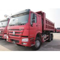 Wholesale HOWO 6*4 10 Wheeler Euro 2 Heavy Duty Dump Truck 20t - 30t With 336 HP Engine from china suppliers