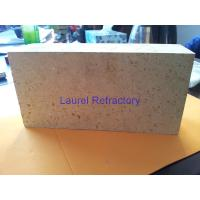 Wholesale Steel Furnaces Fire Brick Refractory , High Alumina Refractory Bricks from china suppliers