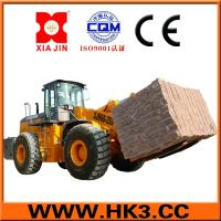Wholesale forklift wheel loader can lift 27tons block handler equipment from china suppliers