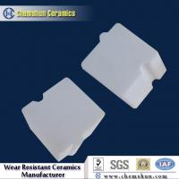 Quality Raised Ceramic Mosaic Tile Vulcanized in Pulley Lagging for sale