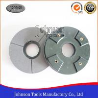 "Wholesale 6"" 8"" 10"" Diamond Grinding Wheels / Resin bond Black Buff for Polishing Granite from china suppliers"