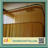 Wholesale Multicolor Plain Modern Curtain Fabric / 280cm Plain Hospital Cutain Fabric from china suppliers