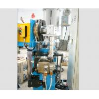 Wholesale double layer plastic cable wire extrusion production line from china suppliers