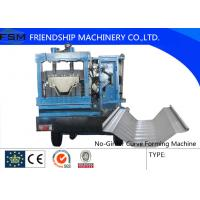 Wholesale K Span Arch Roof Roll Forming Machine For 610mm Span Roof Panel from china suppliers