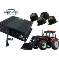 Wholesale 4CH AHD MDVR 3G Mobile DVR 3G 4G GPS WIFI mobile car dvr with G - sensor from china suppliers
