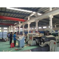 Wholesale CRS Steel Coil Slitting Machine / cutting machine 6CrW2Si Blade Material from china suppliers