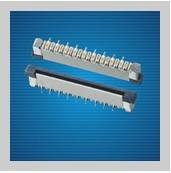 Wholesale 2 ~ 140 Pole Slide Lock FPC Connectors For Computer , Straight / Reverse Contact Type from china suppliers