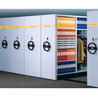 Wholesale Compact Movable Shelving moving filing cabinet used as book shelf from china suppliers