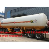 Wholesale Factory sale lowest price China-made bulk road transported lpg gas tank, Wholesale best price lpg gas tank trailer from china suppliers