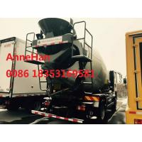 Wholesale Light 3 Cubic Meters Concrete Pump Mixer Truck 15 Tons With Italy Motor Pto from china suppliers
