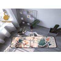 Wholesale Absorb Water Feature Washable Kitchen Rugs Corrosion Resistant For Decoration from china suppliers