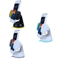 Wholesale Car Dash Windshield Mount Holder Auto Cell Phone Holder with 360 Rotating Suction Cup from china suppliers
