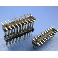 Wholesale FCI Equal 2.0MM Pitch Pin Header Connector Motherboard / PCB Right Angle Type from china suppliers