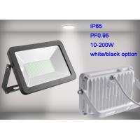 Wholesale RoHs SAA Slim Exterior IP65 LED Flood Light Outdoor 30 Watt For Garden , 2700-6500K CCT from china suppliers