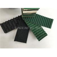Quality Anti - Skid -10 - 80℃ Natural Rubber Pattern Conveyor Belt For Mining Industry for sale