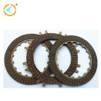Wholesale Rubber Yellow Motorcycle spare part Clutch Plate used for C70, Centrifugal Clutch from china suppliers