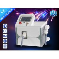 Wholesale High Power Germany Laser Bar Portable 808nm Diode Laser Hair Removal Machine from china suppliers