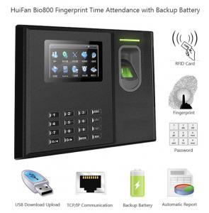 Buy cheap HF-BIO800 Free SDK Biometric WIFI GPRS Fingerprint Time Recorder Battery Attendance System from wholesalers