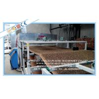 Buy cheap PVC Coil Foot Pad Mat Production Line Factory from wholesalers