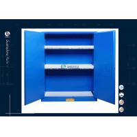 Quality Customized Fireproof Paint Cabinet , Vented Chemical Storage Cabinets for sale