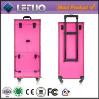 Wholesale LT-MCL0001 aluminum beauty makeup cosmetic case makeup case with lights from china suppliers