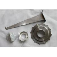 Wholesale Aluminum / Brass Precision Stamped Deep Drawn Parts Anodic Oxidation Surface from china suppliers